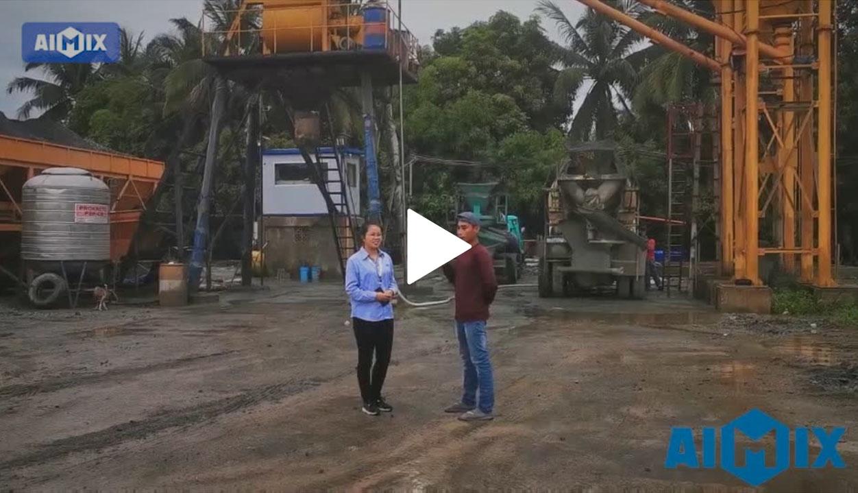 Maklum Balas Loji Storan AJ-35 Dari Pengendali Di Filipina